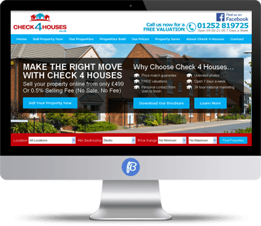 Our latest website